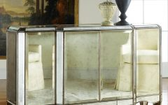 Mirrored Buffet Sideboards