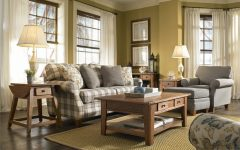 Country Living Room Table Lamps