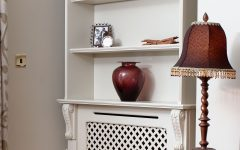 Radiator Cover Bookshelf