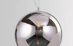 Mirror Pendant Lights