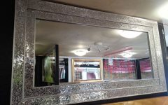 Large Mosaic Mirrors