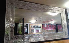 Large Mosaic Mirrors