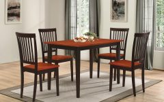 Pattonsburg 5 Piece Dining Sets