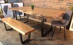 Unique Acacia Wood Dining Tables