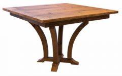 Servin 43'' Pedestal Dining Tables