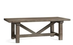 James Adjustables Height Extending Dining Tables