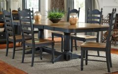 Kirt Pedestal Dining Tables