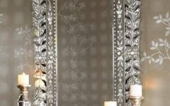 Large Venetian Wall Mirrors