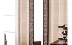 Leopard Wall Mirrors