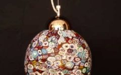 Murano Glass Ceiling Lights