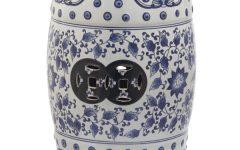 Murphy Ceramic Garden Stools