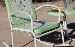 Vintage Outdoor Rocking Chairs