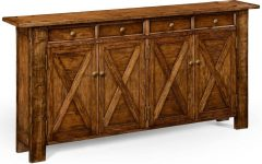 Thin Sideboard Table