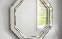 Octagon Wall Mirrors