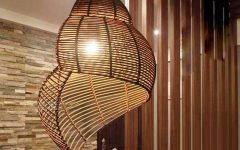 Asian Style Pendant Lights