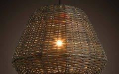 Rattan Lights Fixtures