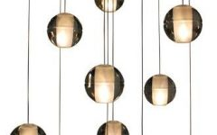 Glass Sphere Pendant Lights