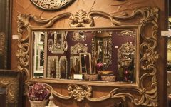 Tuscan Style Wall Mirrors