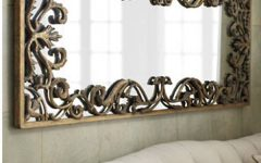Decorative Large Wall Mirrors