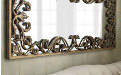 Decorative Large Wall Mirrors