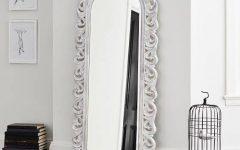 Ornate Floor Mirrors