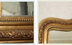 Ornate Gilt Mirrors