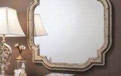 Quatrefoil Wall Mirrors