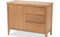 Small Oak Sideboards