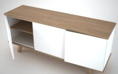White Modern Sideboards