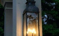 Outdoor Electric Lanterns