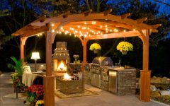 Outdoor Hanging Lights for Gazebos