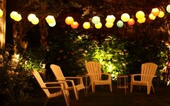 Outdoor Hanging Garden Lanterns