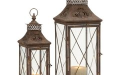 Outdoor Lanterns Without Glass