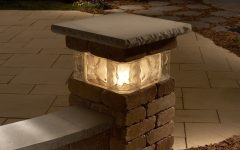 Outdoor Lanterns for Pillars