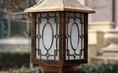 Rust Proof Outdoor Lanterns
