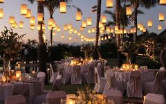 Outdoor Lanterns for Wedding