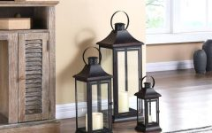 Outdoor Oversized Lanterns