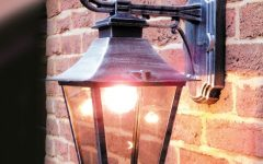 Outdoor Mains Lanterns