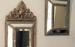 Small Vintage Wall Mirrors
