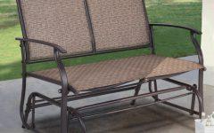 Loveseat Glider Benches