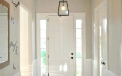 Outdoor Entryway Hanging Lights