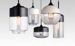 Modern Glass Pendant Lights
