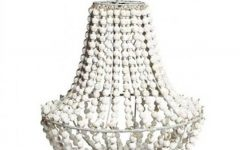 Beaded Pendant Light Shades