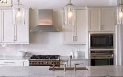 Glass Kitchen Pendant Lights