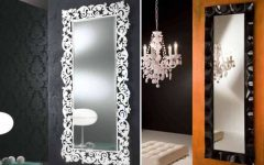 Long Decorative Mirrors