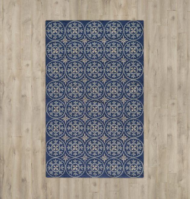 Hand Hooked Wool Area Rugs