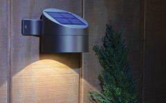 Outdoor Wall Solar Lighting