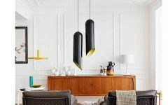 Tom Dixon Pipe Pendants