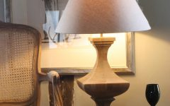 Big Living Room Table Lamps
