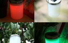 Outdoor Plastic Lanterns